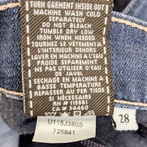 7 For All Mankind Jeans - 7 for all mankind | dojo flare midrise jeans sz 28